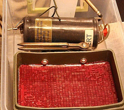 Inert Claymore Mine and Grenade (SJC)