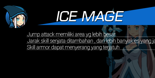 Hero Reform Ice Mage