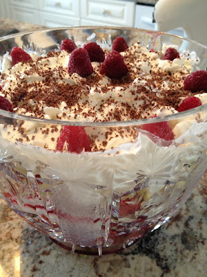 Easy Wannabee Trifle