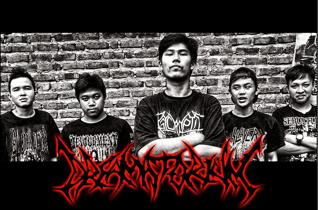 Dreamatorium Band Progressive Death Metal Malang foto artwork logo wallpaper facebook reverbnation twitter