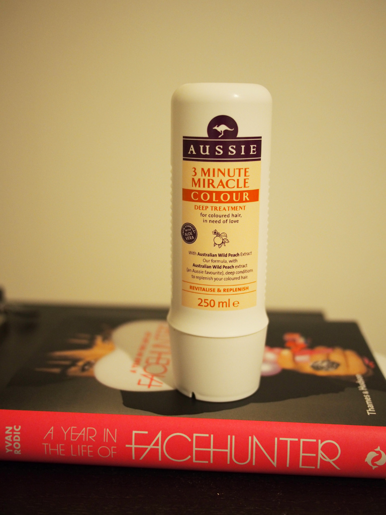 aussie 3 minute miracle treatment