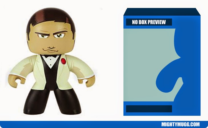 Indiana Jones Tuxedo Mighty Muggs Wave 3 Unreleased