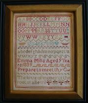 Emma Mills 1839