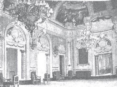 Salón de Fiestas del Casino de Madrid en 1910