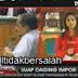 [VIDEO] : Alhamdulillah, Reporter Jujur Paparkan Hasil Sidang Bahwa #LHItidakbersalah