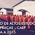 INÍCIO DO CURSO DE ALTOS ESTUDOS PARA PRAÇA CAEP / A 2015