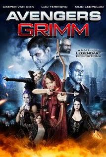 Ver Película Avengers Grimm Online Gratis (2015)