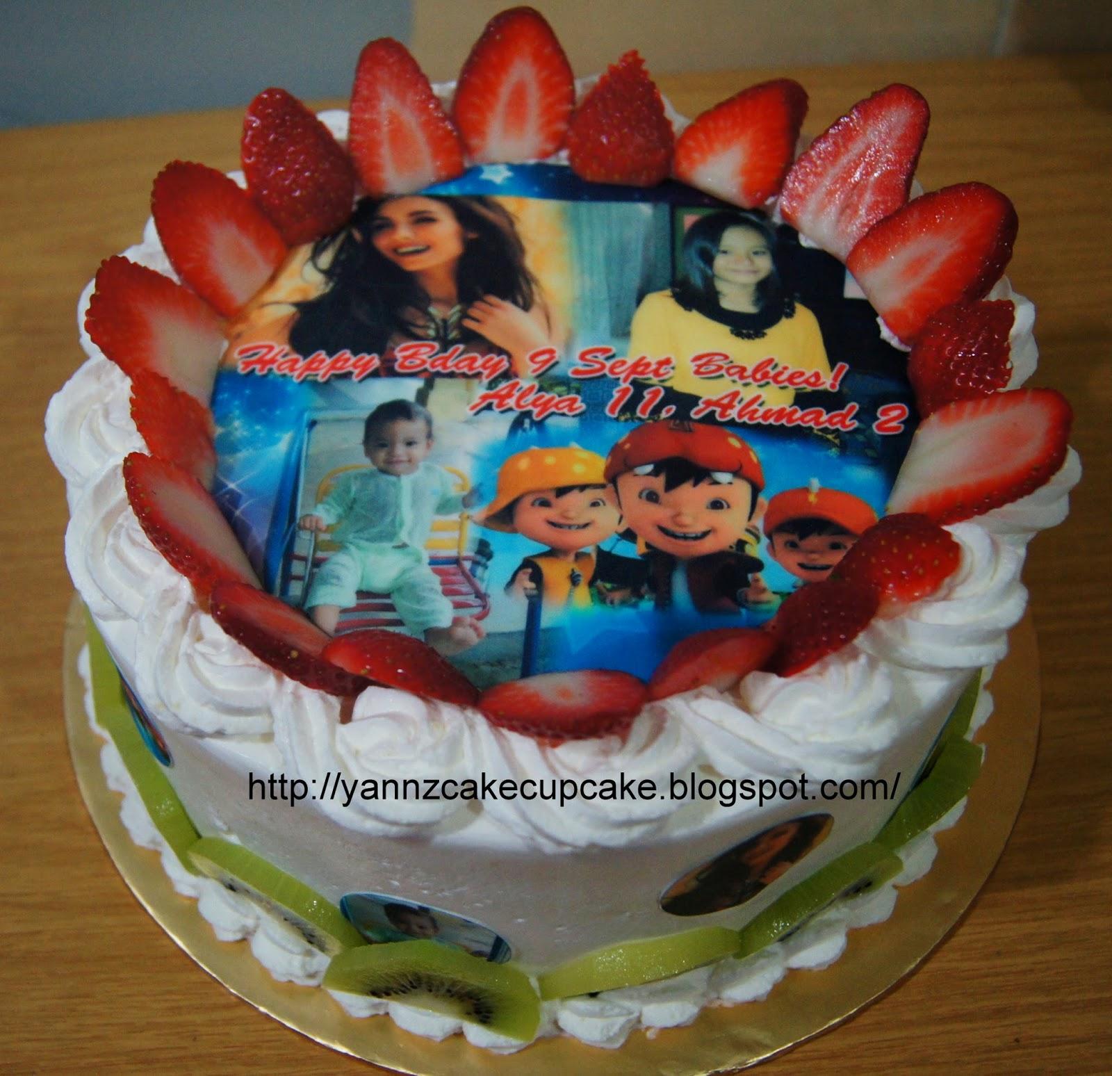 Cake & Cupcake By Yannz: Fruit Flan Ezma