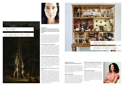 Rijksmuseum 'Hunger' magazine