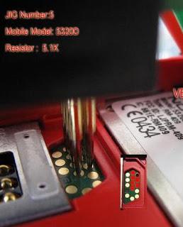 Nokia 5320d Pinout