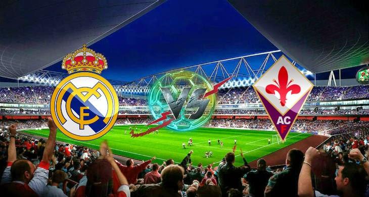 Prediksi Skor Real Madrid vs Fiorentina 17 Agustus 2014