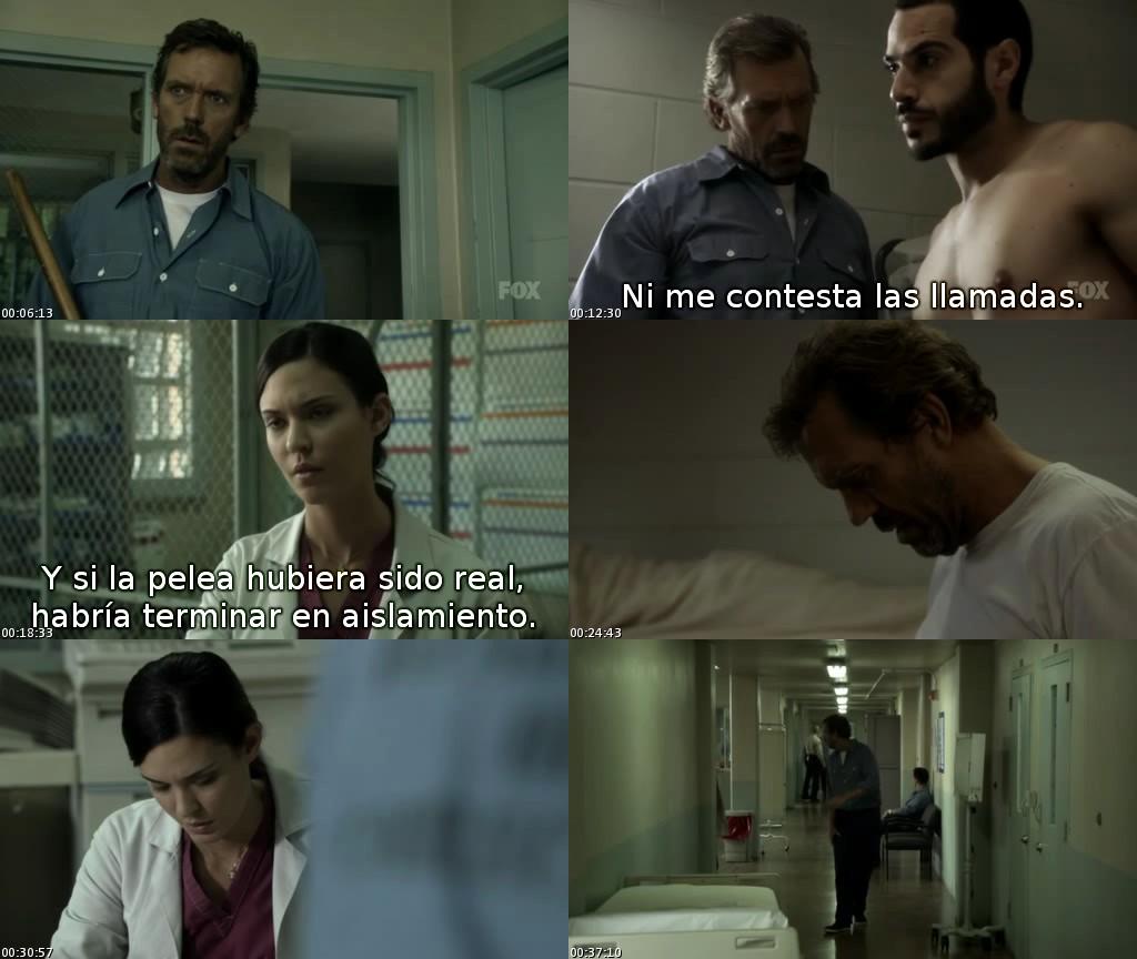 Dr. House - Temporada 8 [HDTV] [Sub. Español] [1 Link x capitulo]