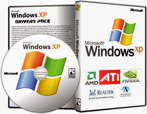 WindowsXP Sp3 Driver Edition Güncel Driver Pack Full İndir