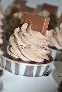 Cupcake with Cadbury Choc