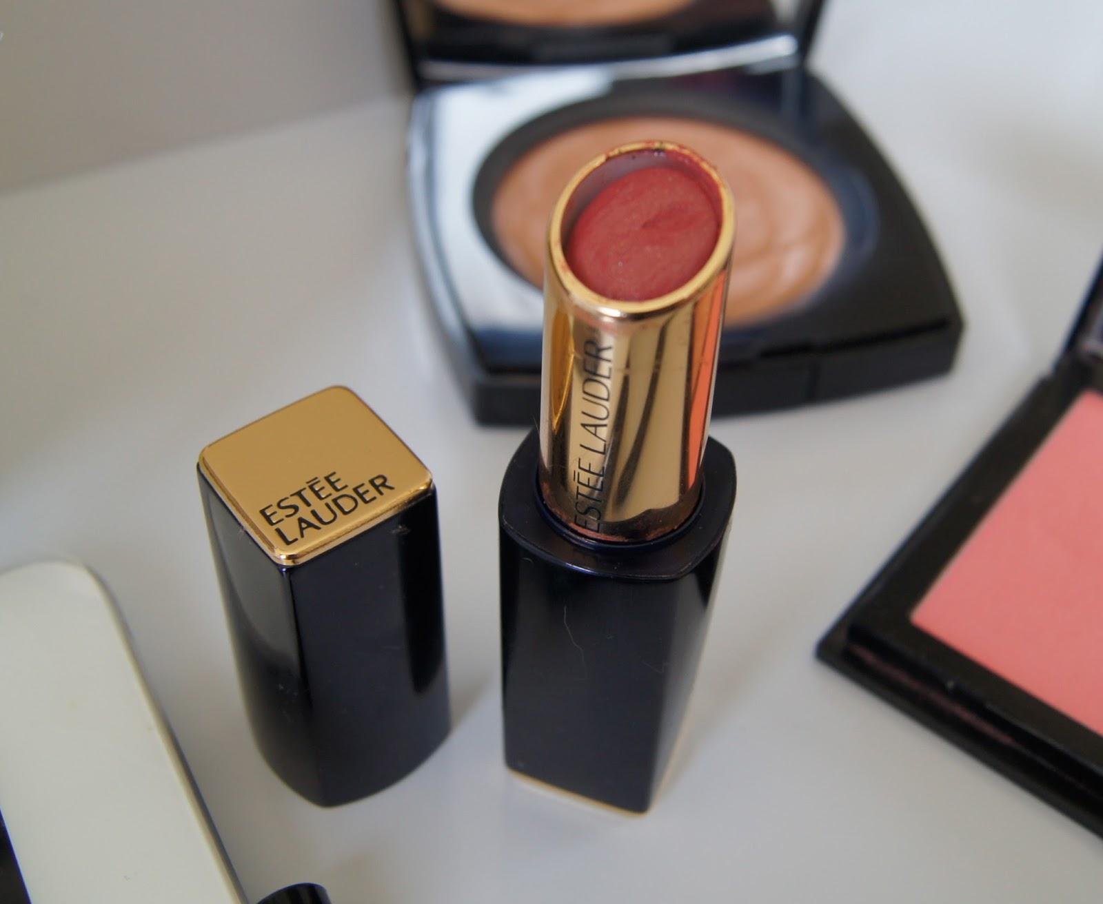 Estee Lauder Pure Color Envy lipstick in Charmed