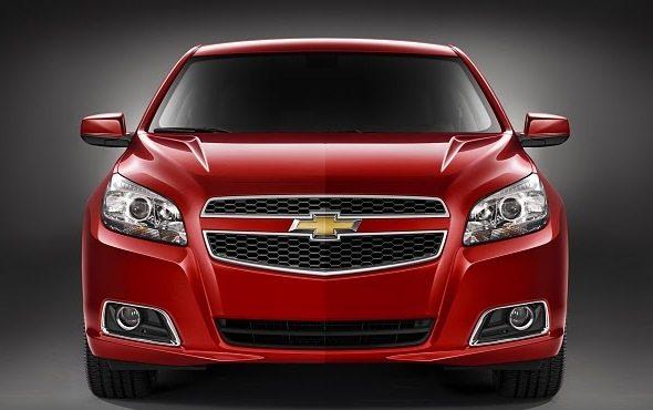 2012 Chevrolet Malibu Revisión y examen práctico