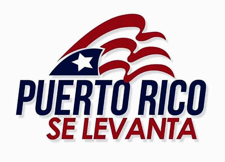 PUERTO RICO SE LEVANTA.....
