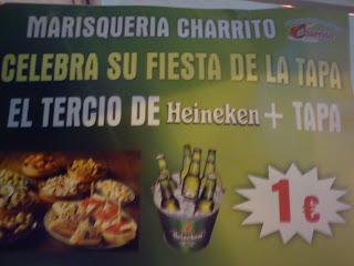Marisquería Charrito