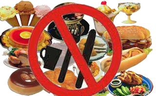 Makanan yang Dilarang Untuk Ibu Hamil Muda