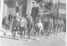 Παρέλαση 28 οκτ.1965 β! Δημοτικού