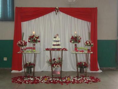 decoração de mesa para casamento