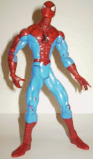 Front of unknown 2002 Toy Biz Spider-Man action figure