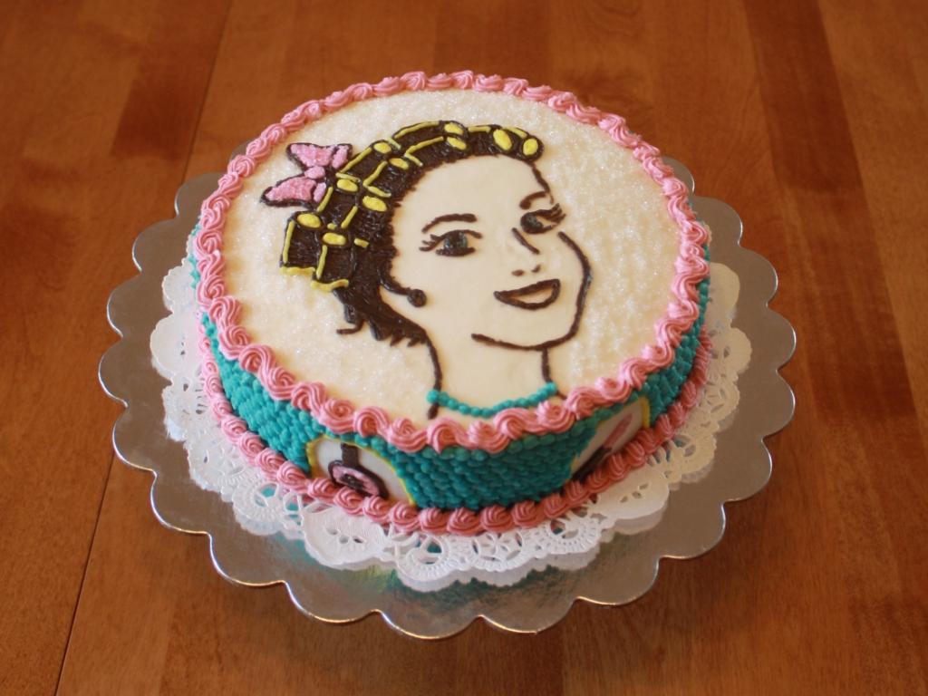 Hyvee Party Cakes