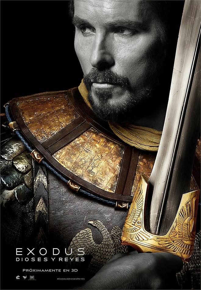 Ver Exodus: Dioses y reyes (Exodus: Gods and Kings) Online