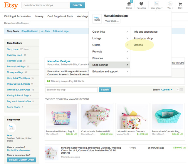tutorial on how to easily import your etsy shop items to your shopify shop