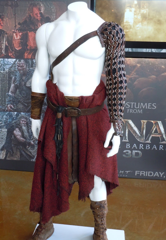 Conan the Barbarian remake costume
