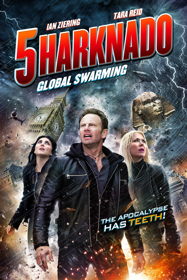 Sharknado 5: Voracidade Global 2017 Legendado