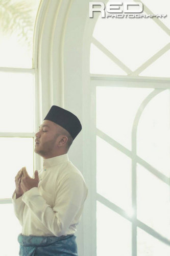 Majlis Akad Nikah Hani Nur Zara - Anak Julie Dahlan dan Shamsul Akmar - Adik Hattan