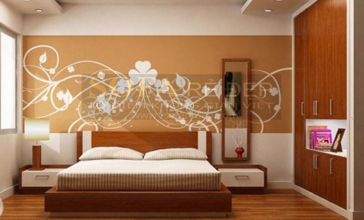 Giường ngủ GN020