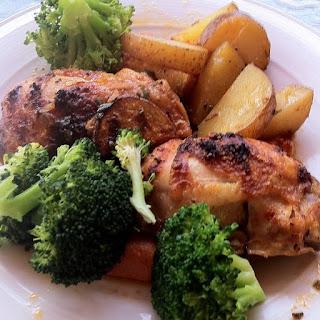 Pollo Tostado