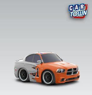 Dodge Charger RT 2011 Custom General Lee