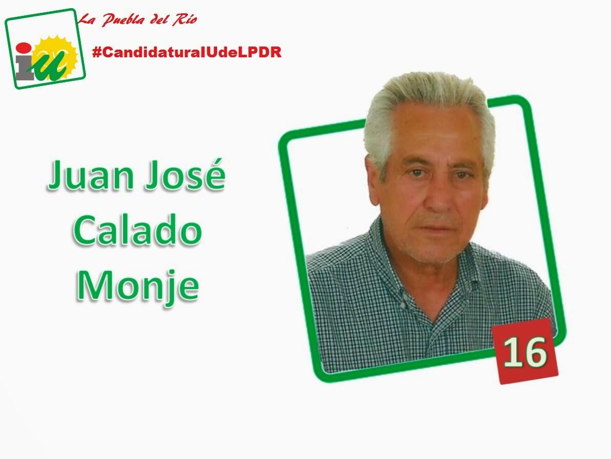 #CandidaturaIUdeLPDR Juan Calado