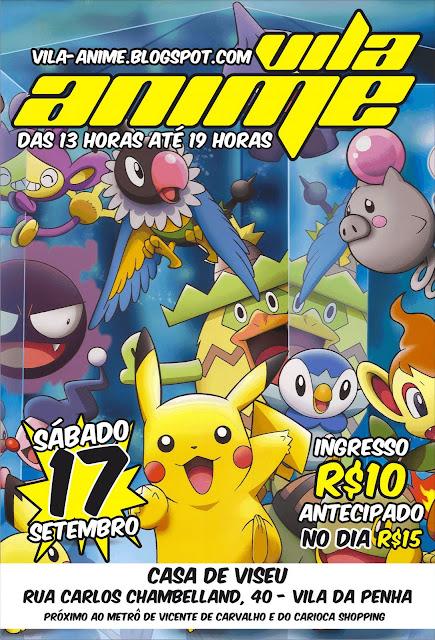 Vila Anime - 17 de setembro