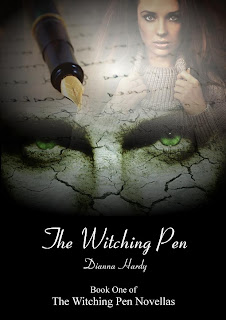 The Witching Pen by Dianna Hardy
