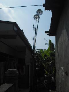 Antena tv bagus,