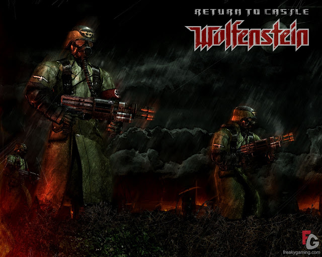Return To Castle Wolfenstein ARMv6-Play This Game On PC/Android