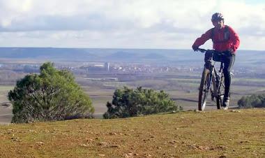 """Monte"""" El Viejo"""" de  Palencia. 04 de marzo 2012"""