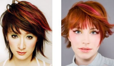 hair color trend for winter 2012