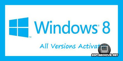 Windows 8 Activation Customization Pack Incl build 9200