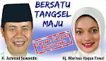 Achmad Suwandhi & Marissa Haque Membangun Kemuliaan di Tangsel, Banten