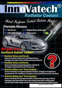 Iklan Brosur Air Radiator Terhebat