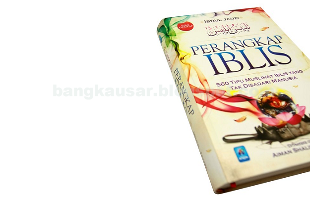 Jual Buku Islam Awas Perangkap Iblis