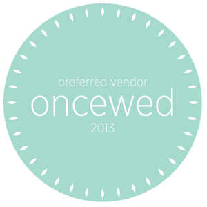 Find me on oncewed...