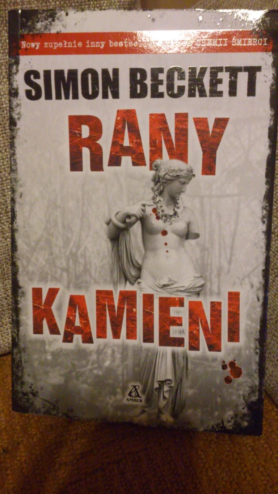 Recenzja SPOILerowa: Rany Kamieni, S. Beckett