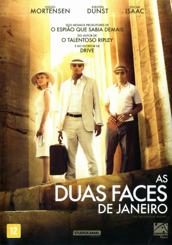 As Duas Faces de Janeiro Torrent - Blu-ray Rip 1080p Dublado (2014)