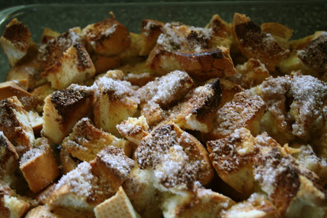 how to make croutons from french bread